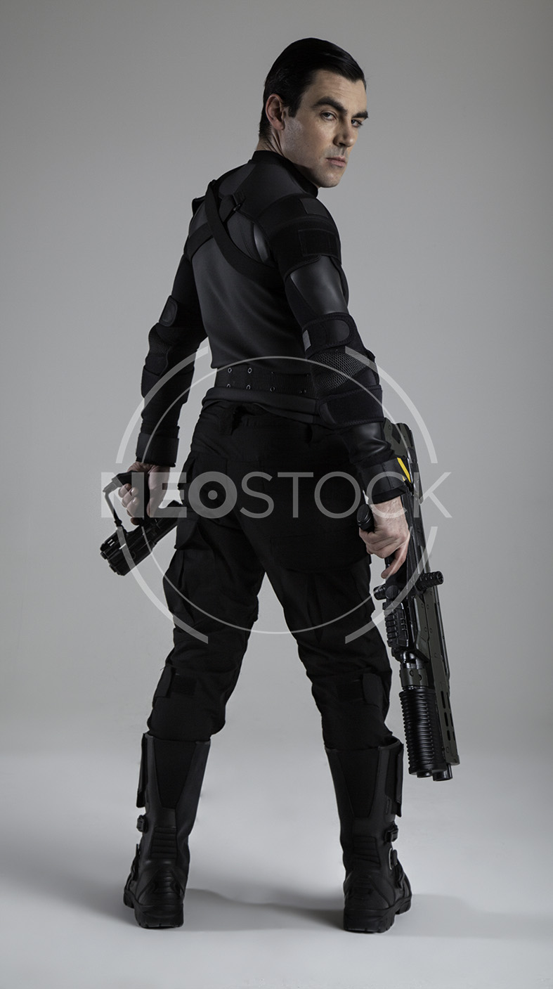 NeoStock - Galactic Cadet III, Stock Photography
