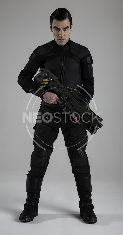 NeoStock - Galactic Cadet II, Stock Photography