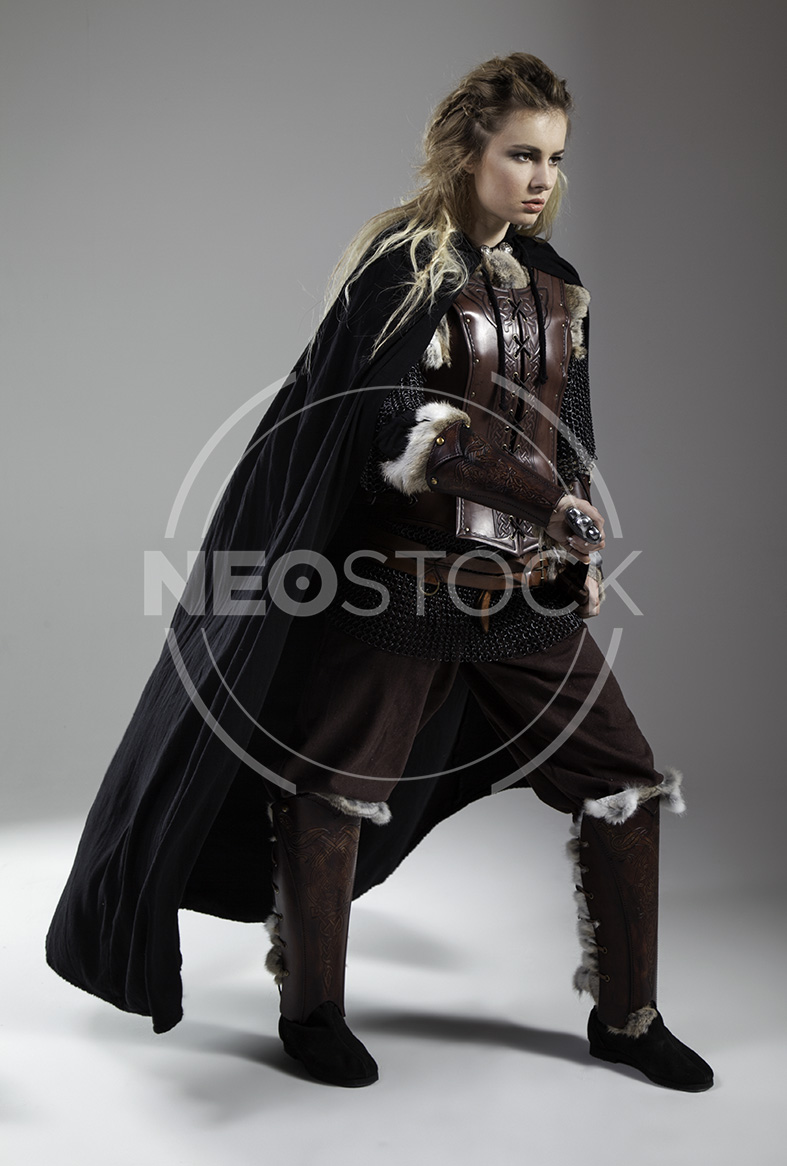 NeoStock - Historical Fantasy / Medieval Warrior II, Stock Photography