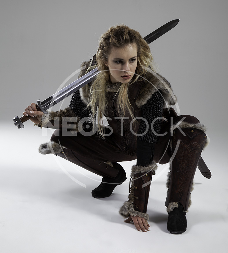 NeoStock - Historical Fantasy / Medieval Warrior III, Stock Photography