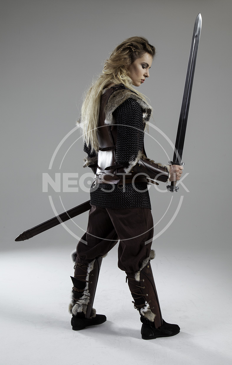 NeoStock - Historical Fantasy / Medieval Warrior V, Stock Photography