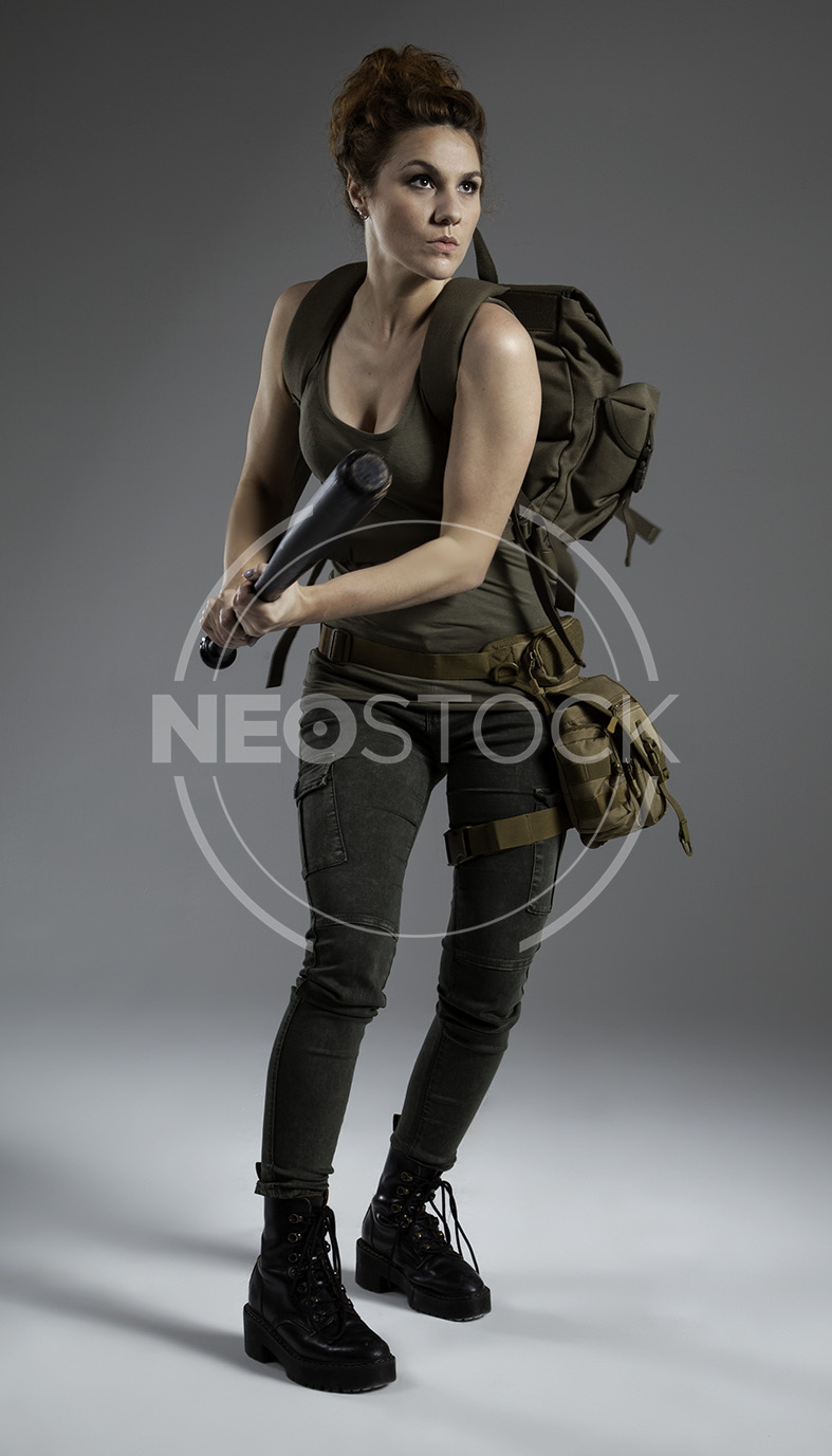 NeoStock - Mandy Post Apoc I - Stock Photography