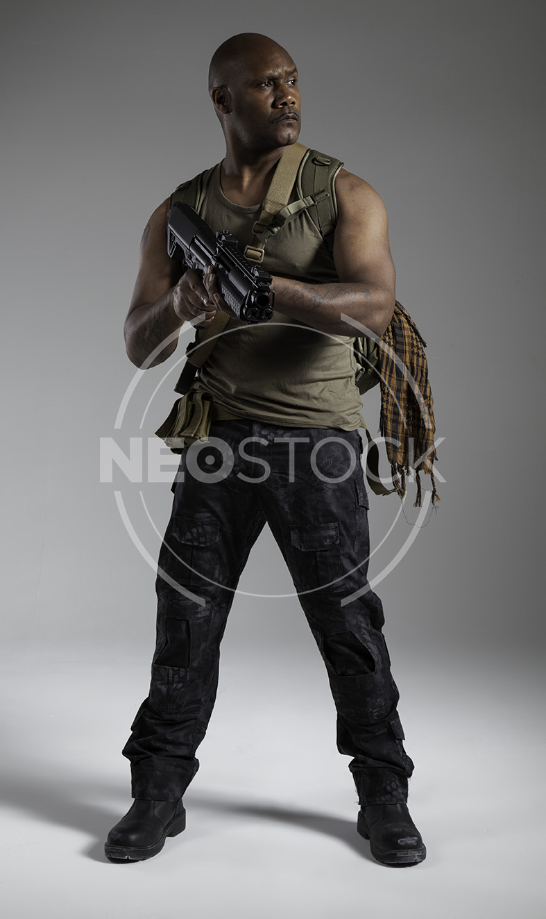 NeoStock - Regis Post Apoc I - Stock Photography