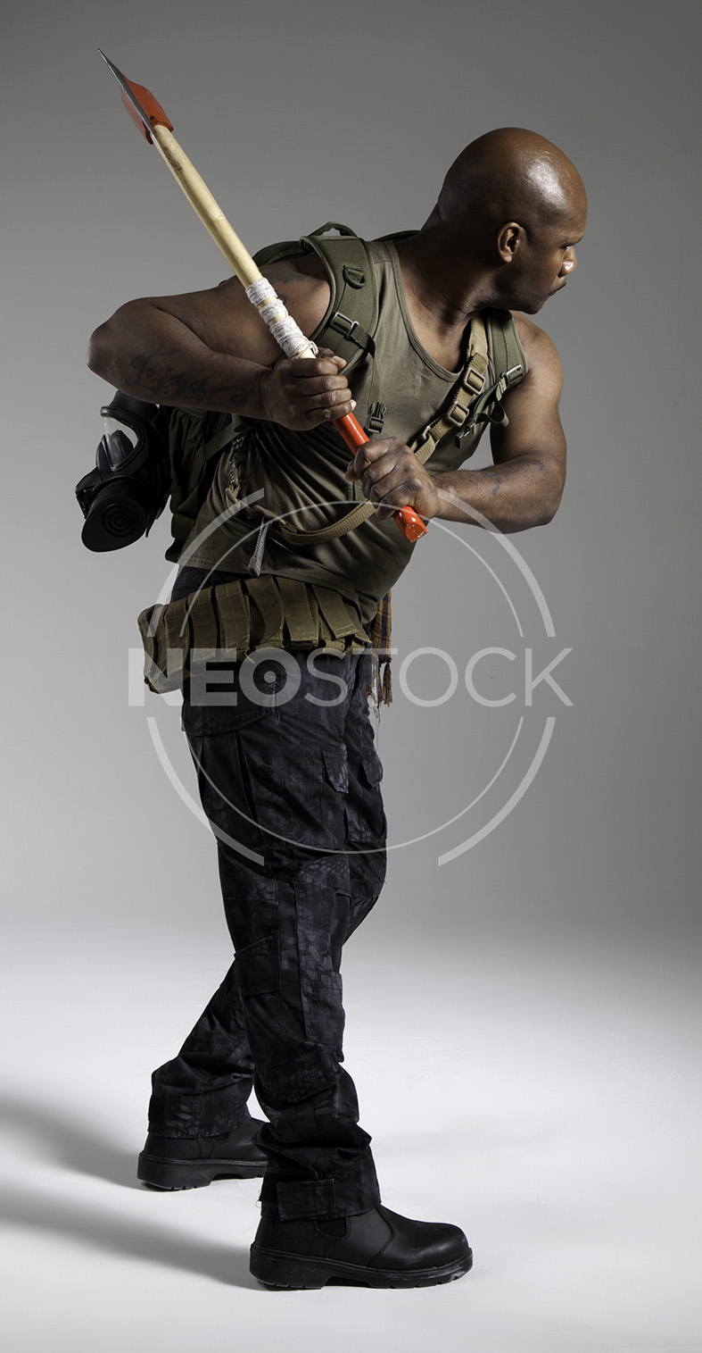 NeoStock - Regis Post Apoc II - Stock Photography