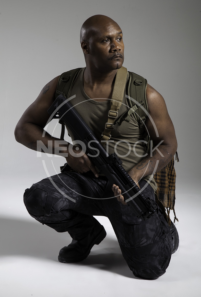 NeoStock - Regis Post Apoc III - Stock Photography