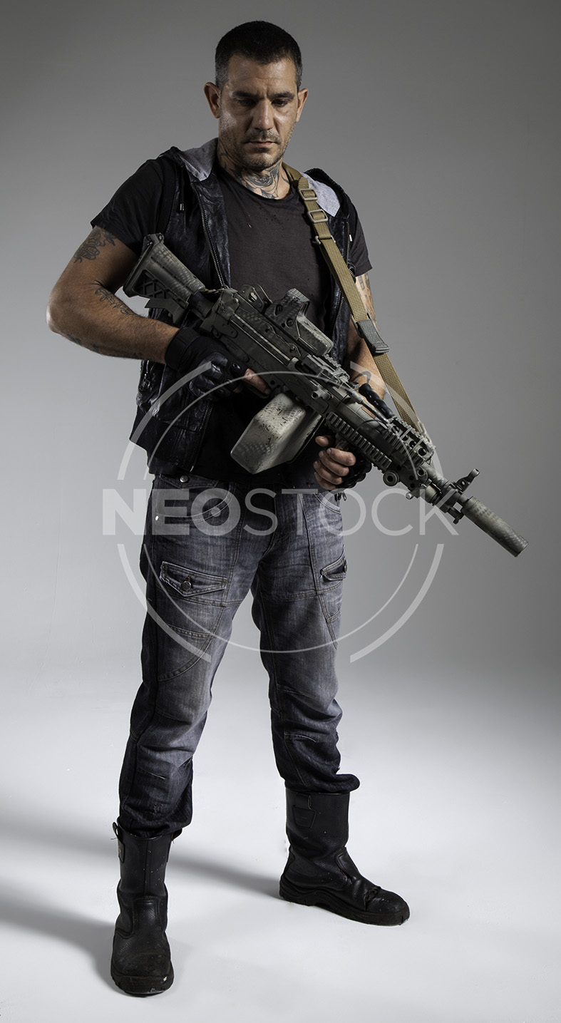 NeoStock - Lou Post Apoc II - Stock Photography