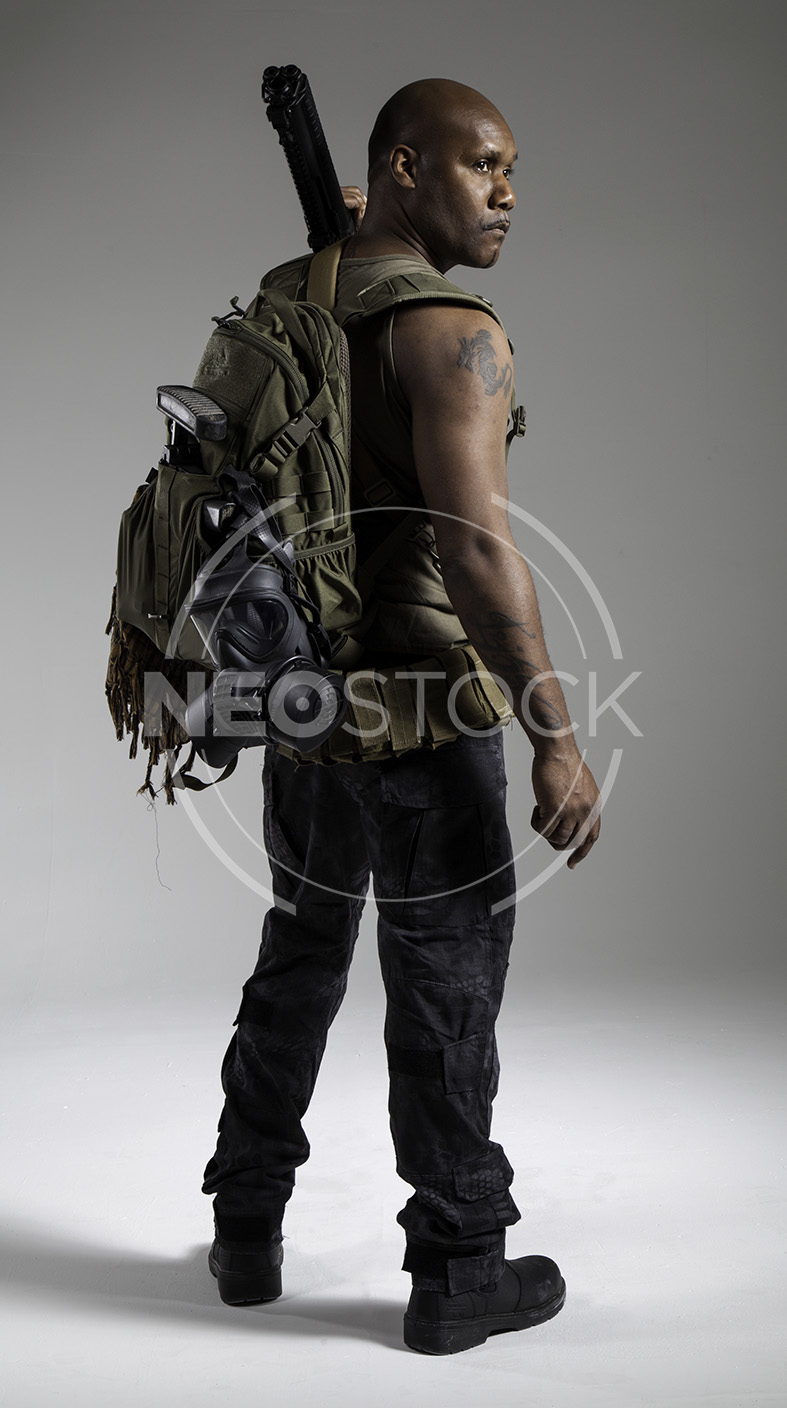 NeoStock - Regis Post Apoc IV - Stock Photography