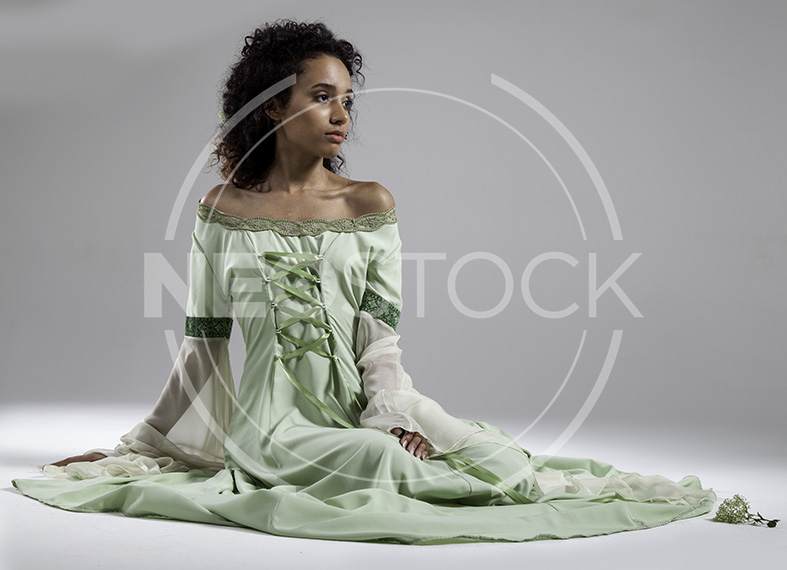 NeoStock - Gia Fantasy Maiden I, Stock Photography