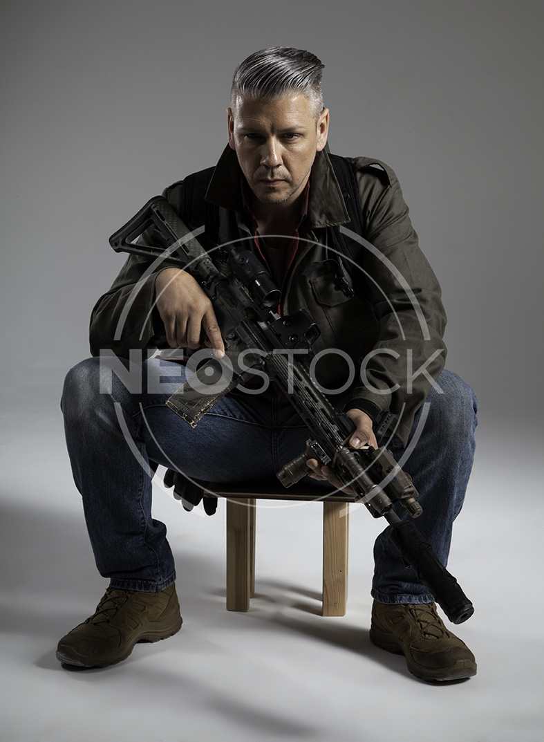 NeoStock - Richie Post Apoc V - Stock Photography