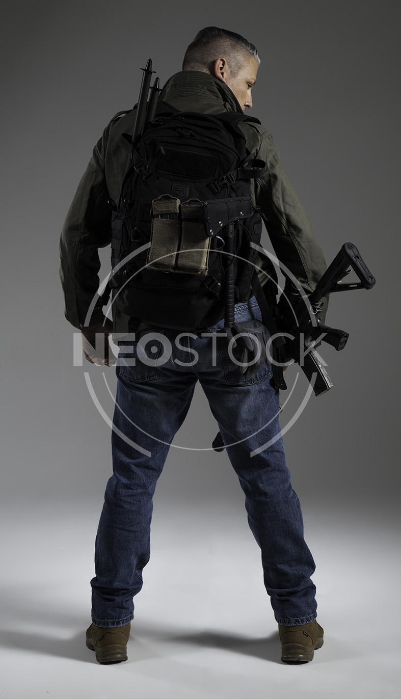 NeoStock - Richie Post Apoc II - Stock Photography