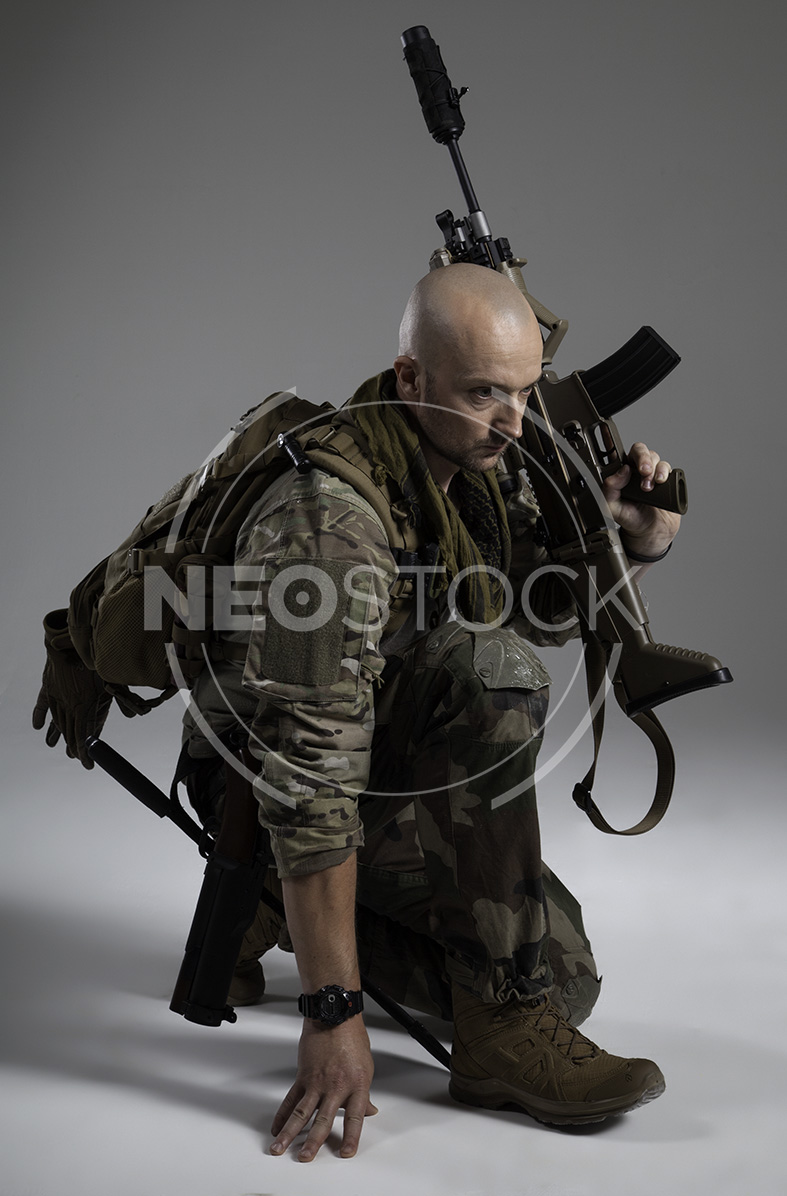 NeoStock - Tim Post Apoc IV - Stock Photography