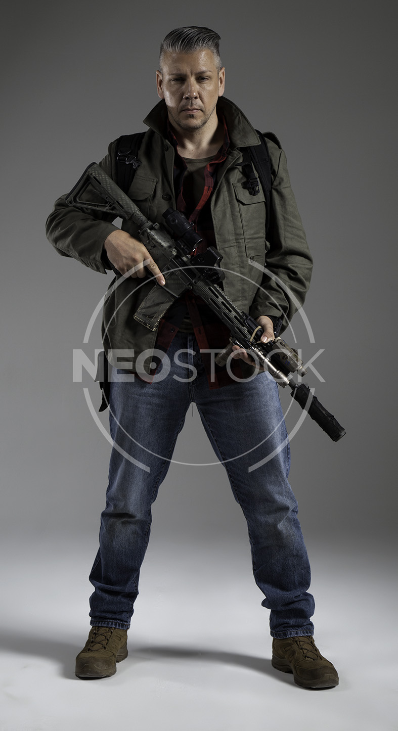NeoStock - Richie Post Apoc III - Stock Photography