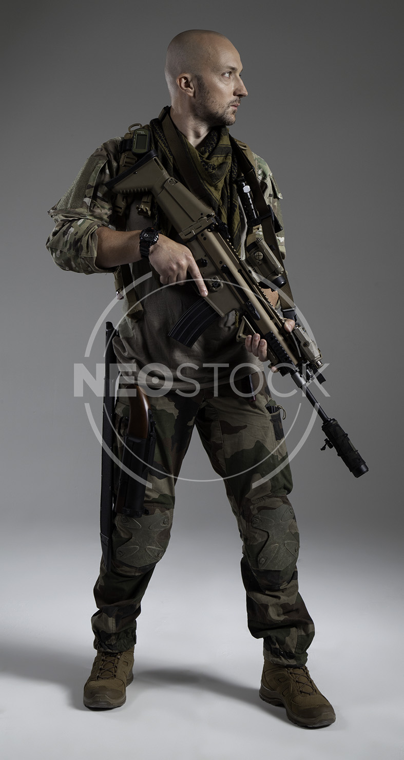 NeoStock - Tim Post Apoc II - Stock Photography