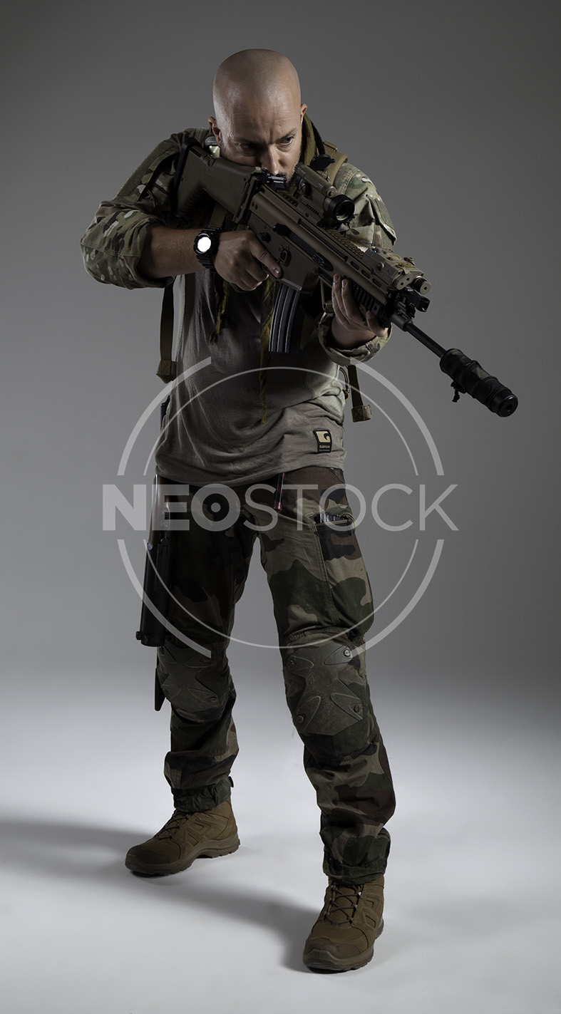 NeoStock - Tim Post Apoc I - Stock Photography