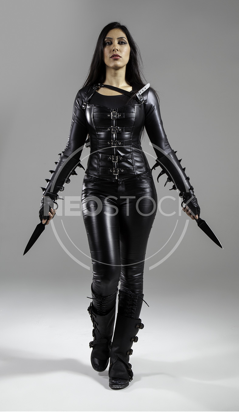 NeoStock - Nisha Fantasy Assassin I - Stock Photography