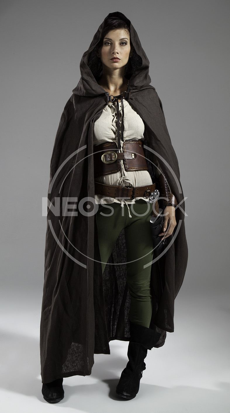 NeoStock - Natalia Medieval Adventurer I - Stock Photography