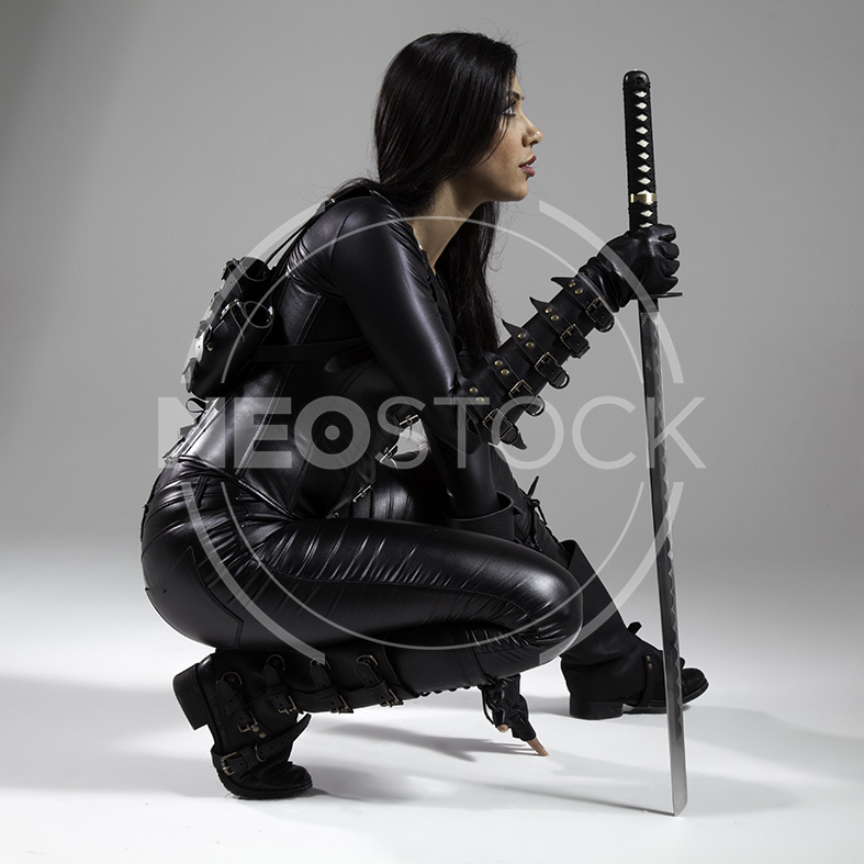 NeoStock - Nisha Fantasy Assassin II - Stock Photography