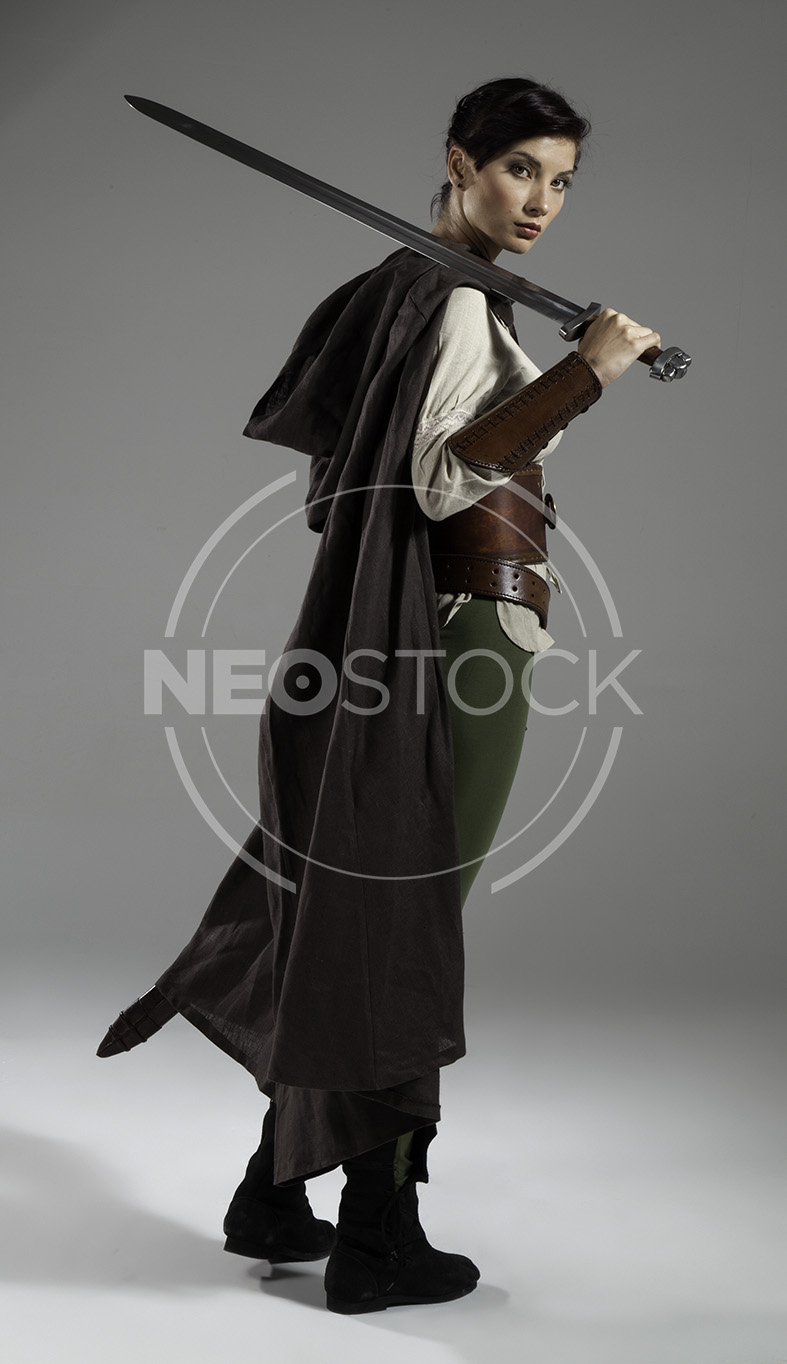 NeoStock - Natalia Medieval Adventurer II - Stock Photography