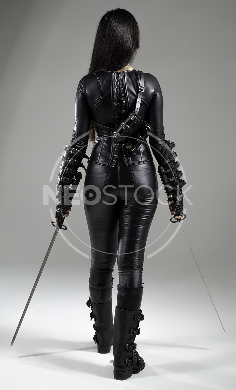 NeoStock - Nisha Fantasy Assassin III - Stock Photography