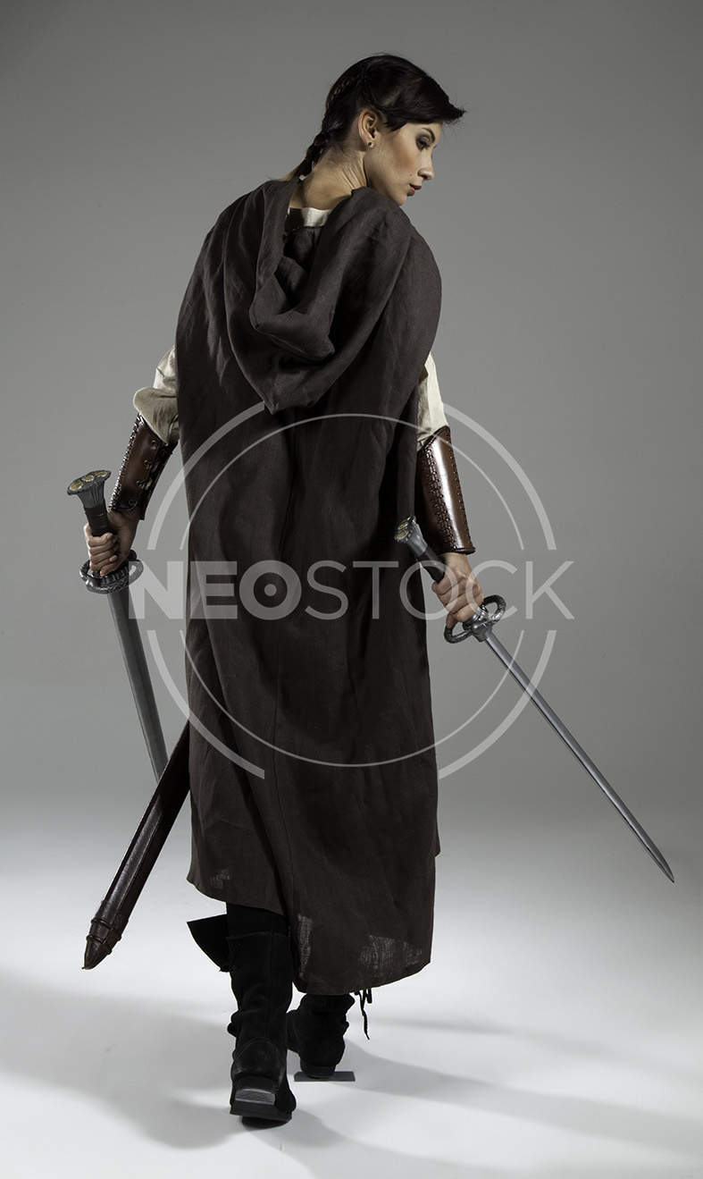 NeoStock - Natalia Medieval Adventurer III - Stock Photography