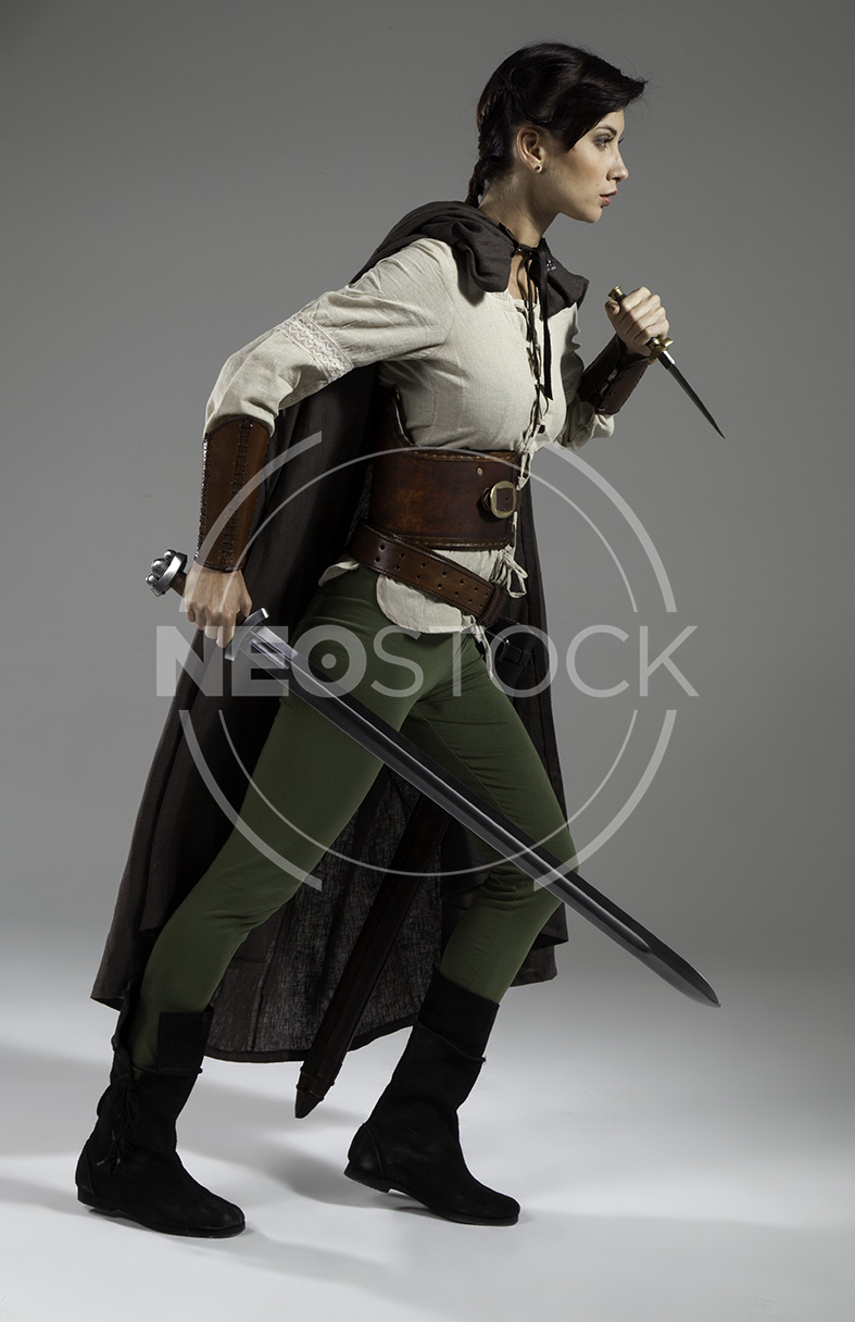 NeoStock - Natalia Medieval Adventurer IV - Stock Photography