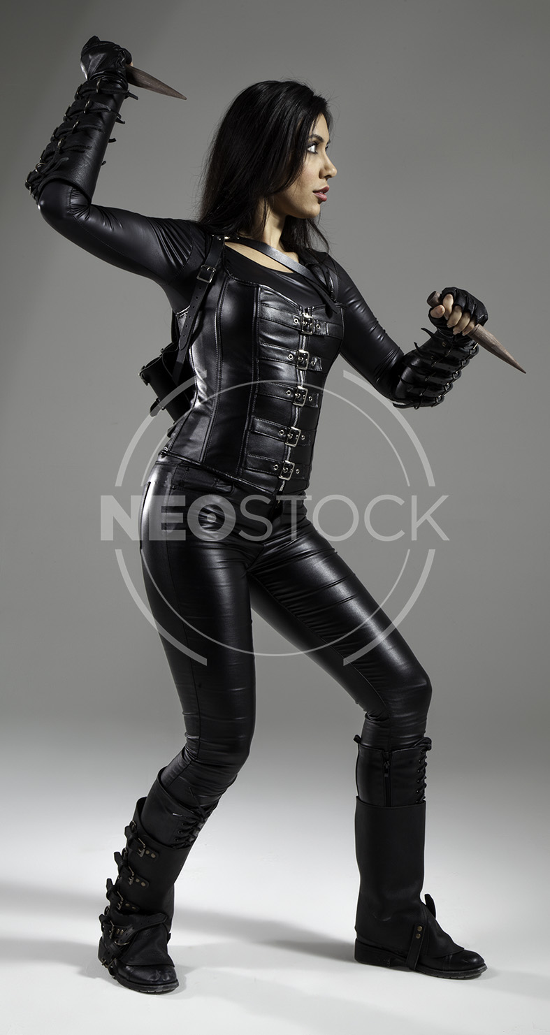 NeoStock - Nisha Fantasy Assassin V - Stock Photography