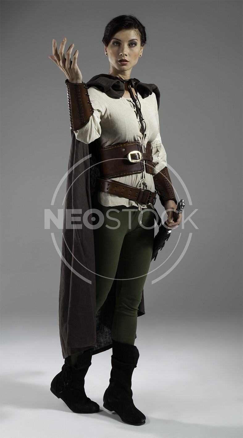 NeoStock - Natalia Medieval Adventurer V - Stock Photography