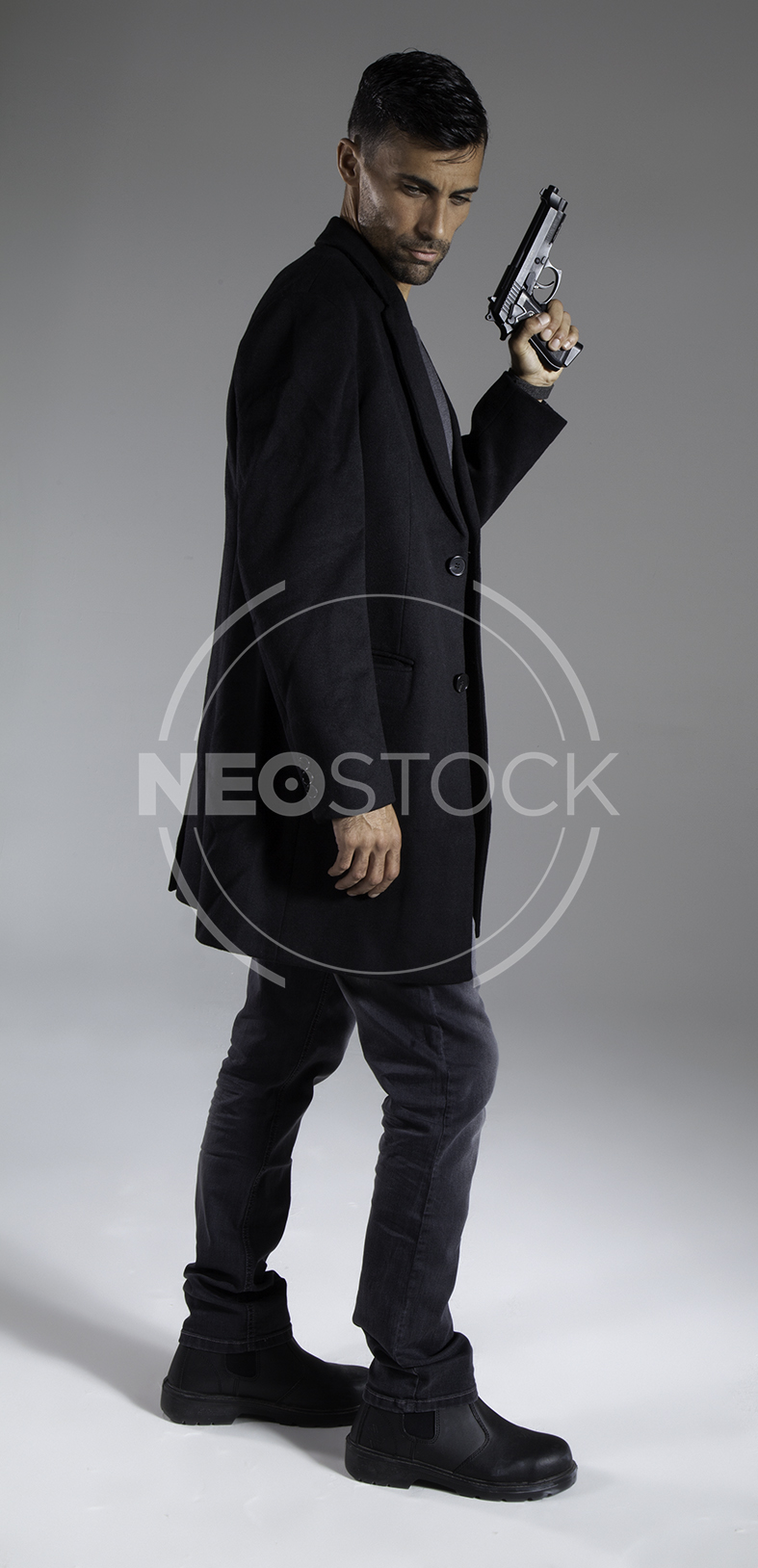 NeoStock - Marc Action Hero V - Stock Photography