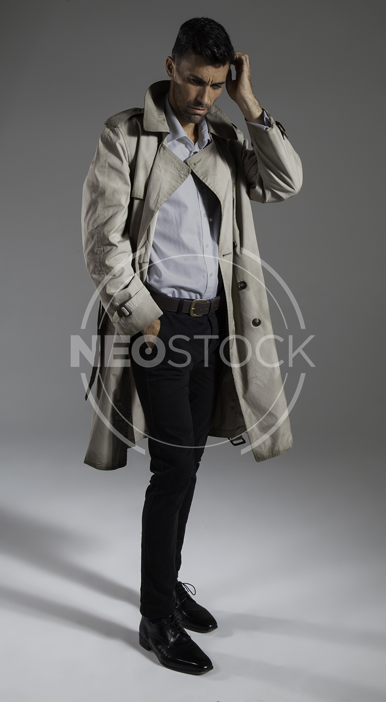 NeoStock - Marc Classic Detective V - Stock Photography