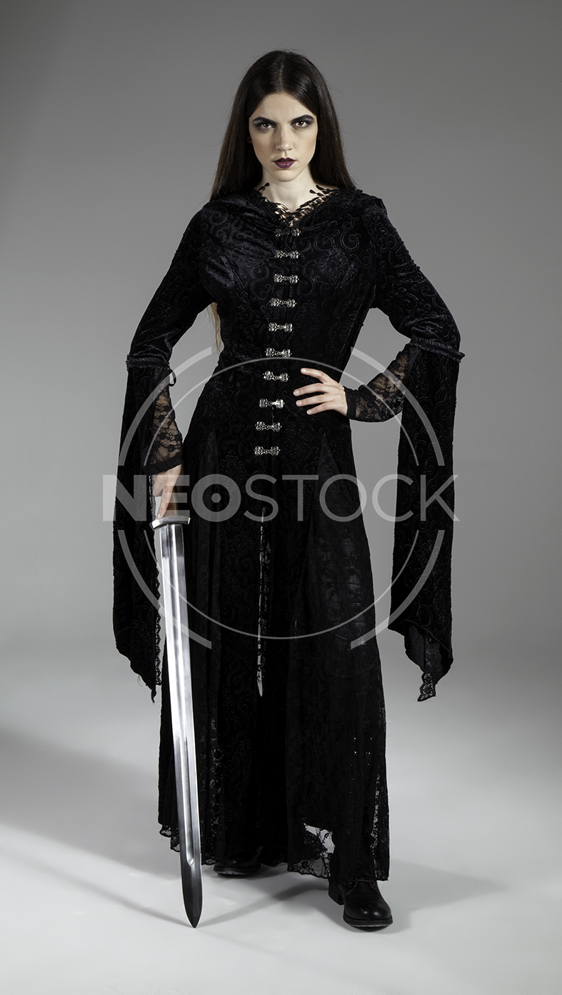 NeoStock - Liepa Dark Witch IV - Stock Photography