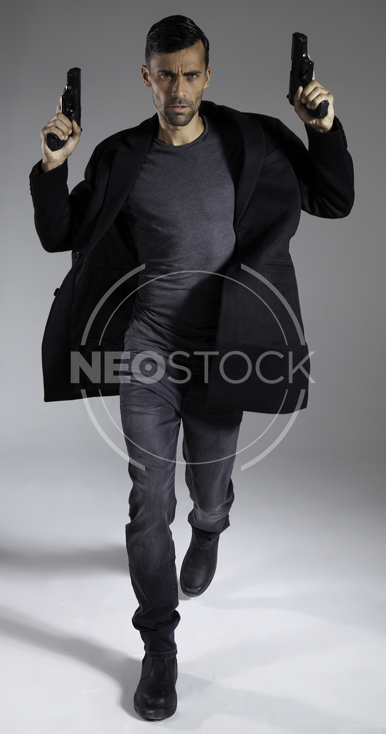 NeoStock - Marc Action Hero IV - Stock Photography