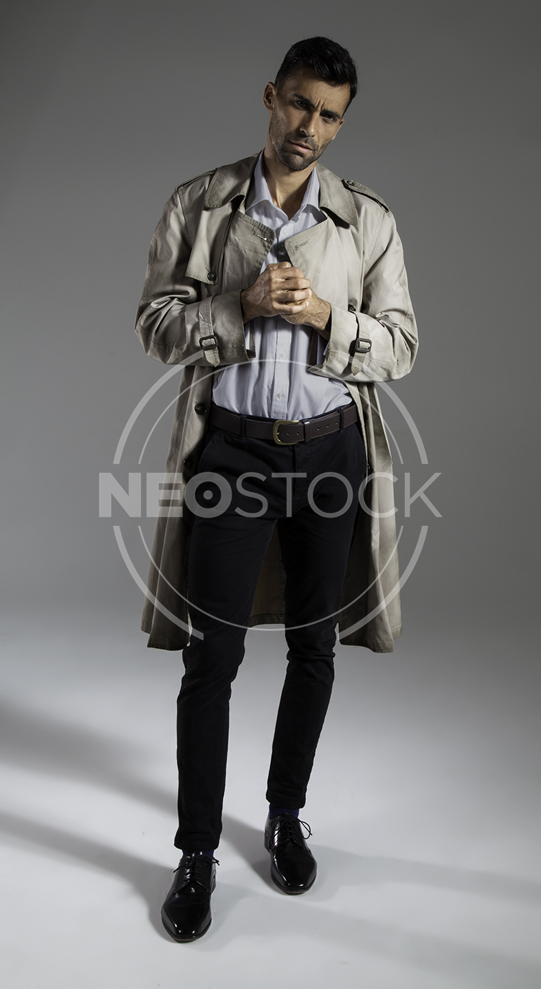 NeoStock - Marc Classic Detective IV - Stock Photography