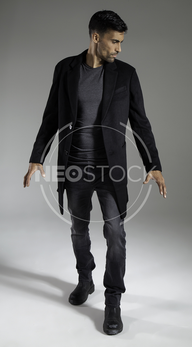 NeoStock - Marc Action Hero III - Stock Photography