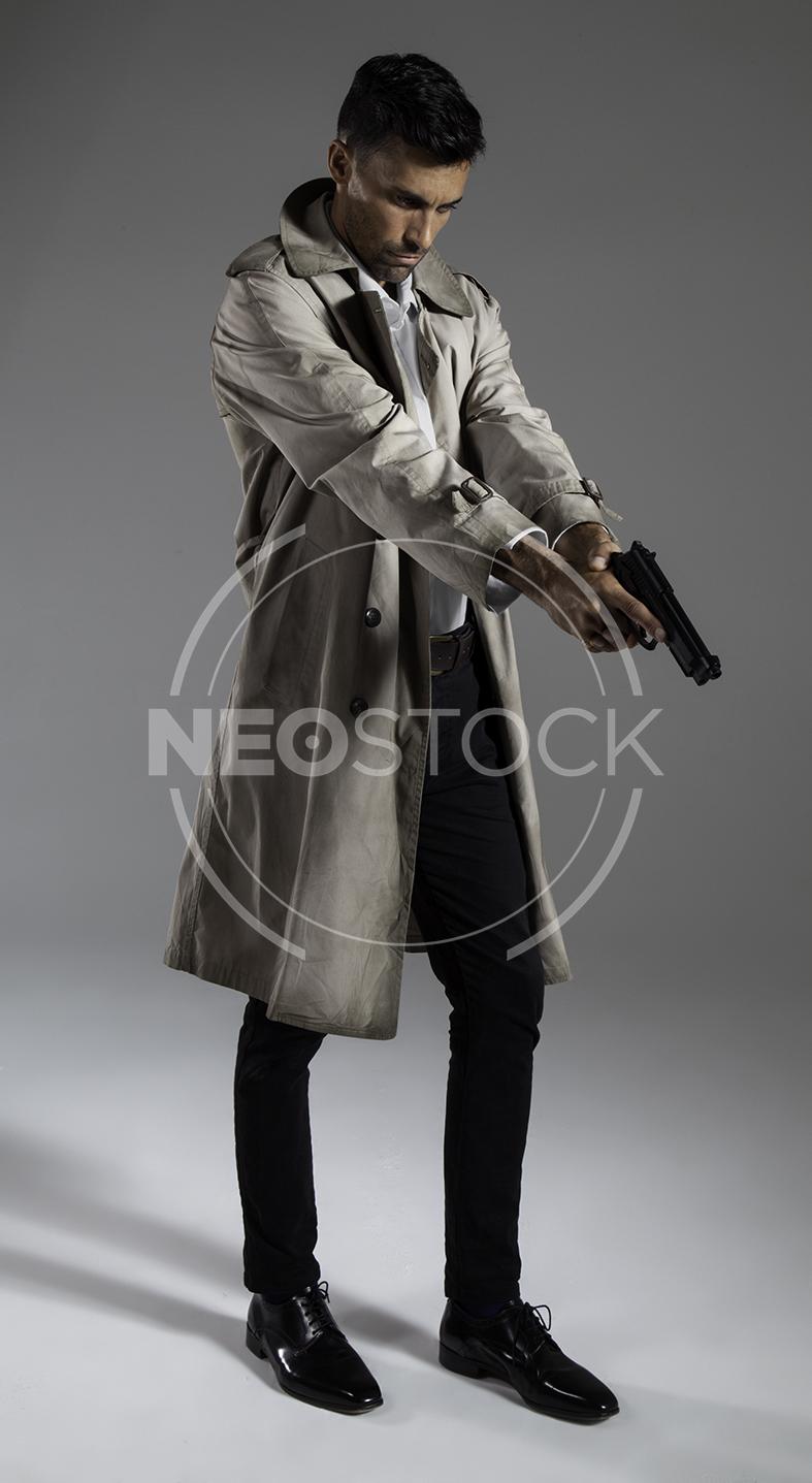 NeoStock - Marc Classic Detective III - Stock Photography