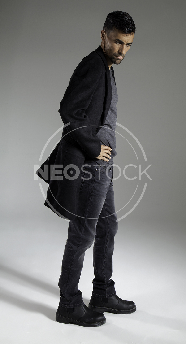 NeoStock - Marc Action Hero II - Stock Photography