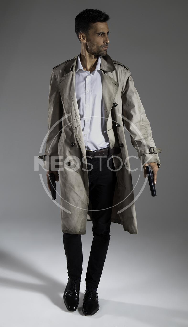 NeoStock - Marc Classic Detective II - Stock Photography