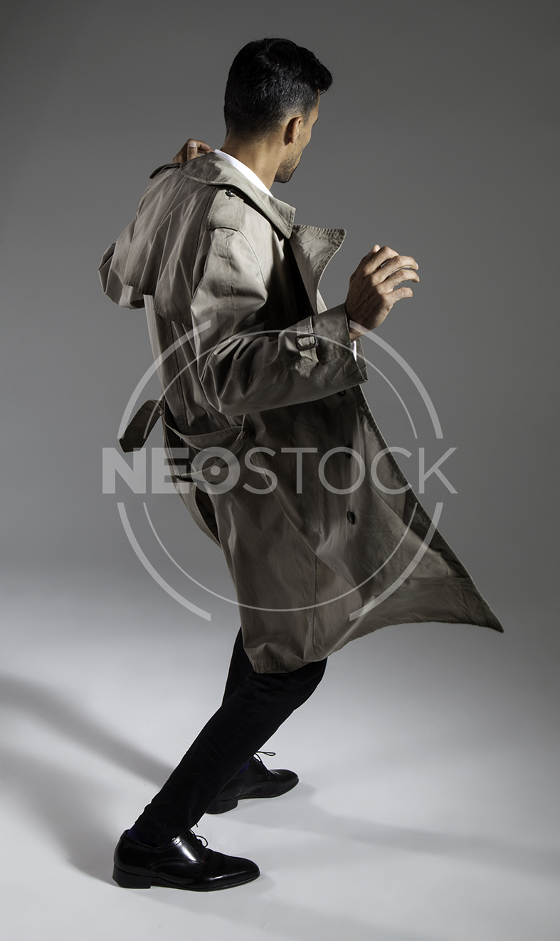 NeoStock - Marc Classic Detective I - Stock Photography