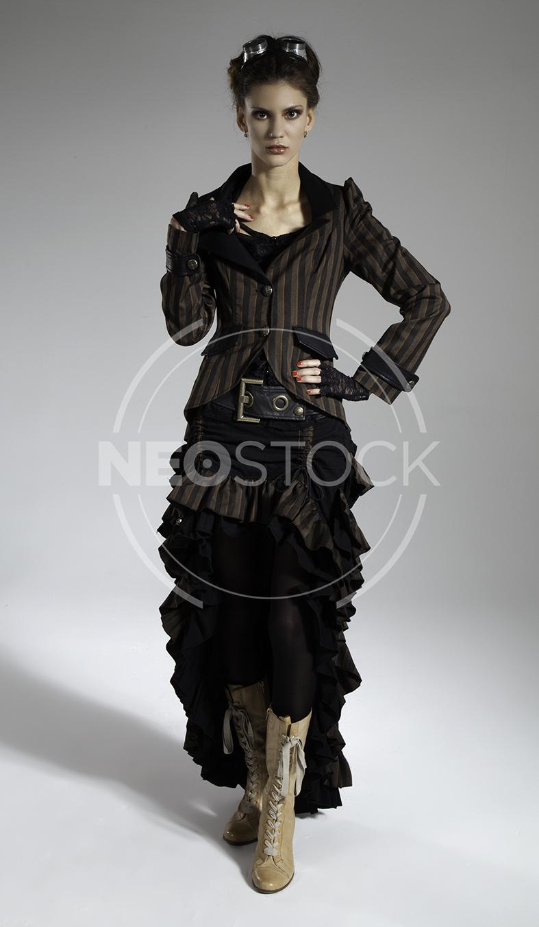 NeoStock - Polina Victorian II - Stock Photography