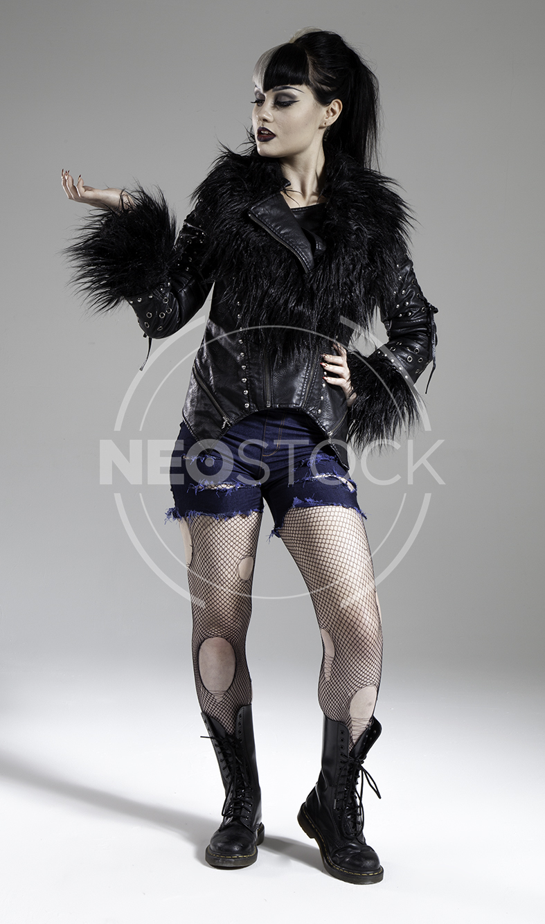 NeoStock - Megan Hunter Punk IV - Stock Photography