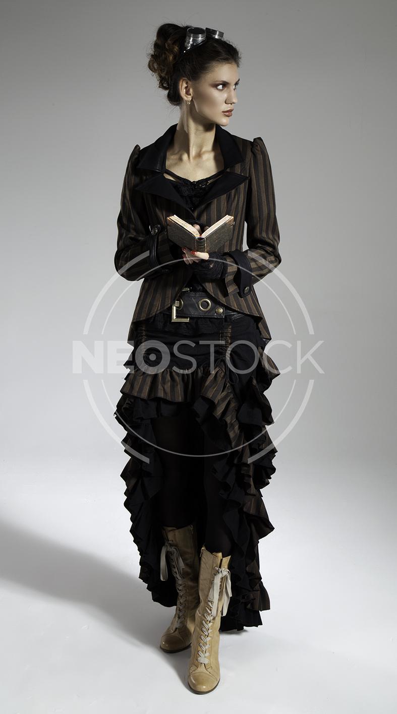NeoStock - Polina Victorian IV - Stock Photography