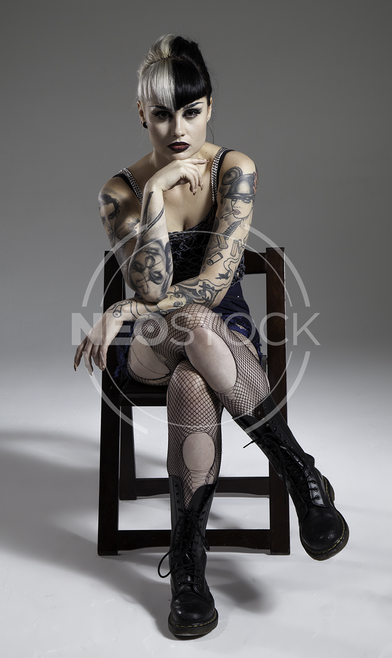 NeoStock - Megan Hunter Punk V - Stock Photography