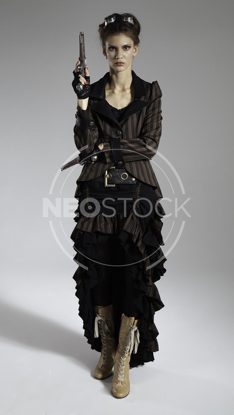 NeoStock - Polina Victorian V - Stock Photography
