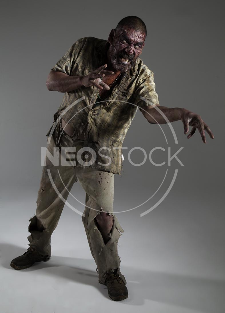 NeoStock - Zombie Characters - Stock Photography III