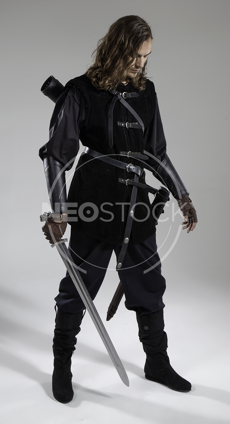 NeoStock - Luke Fantasy Ranger - Stock Photography V