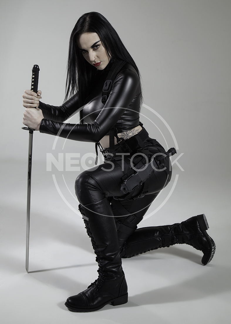 NeoStock - Nikita Tactical Urban Fantasy - Stock Photography I