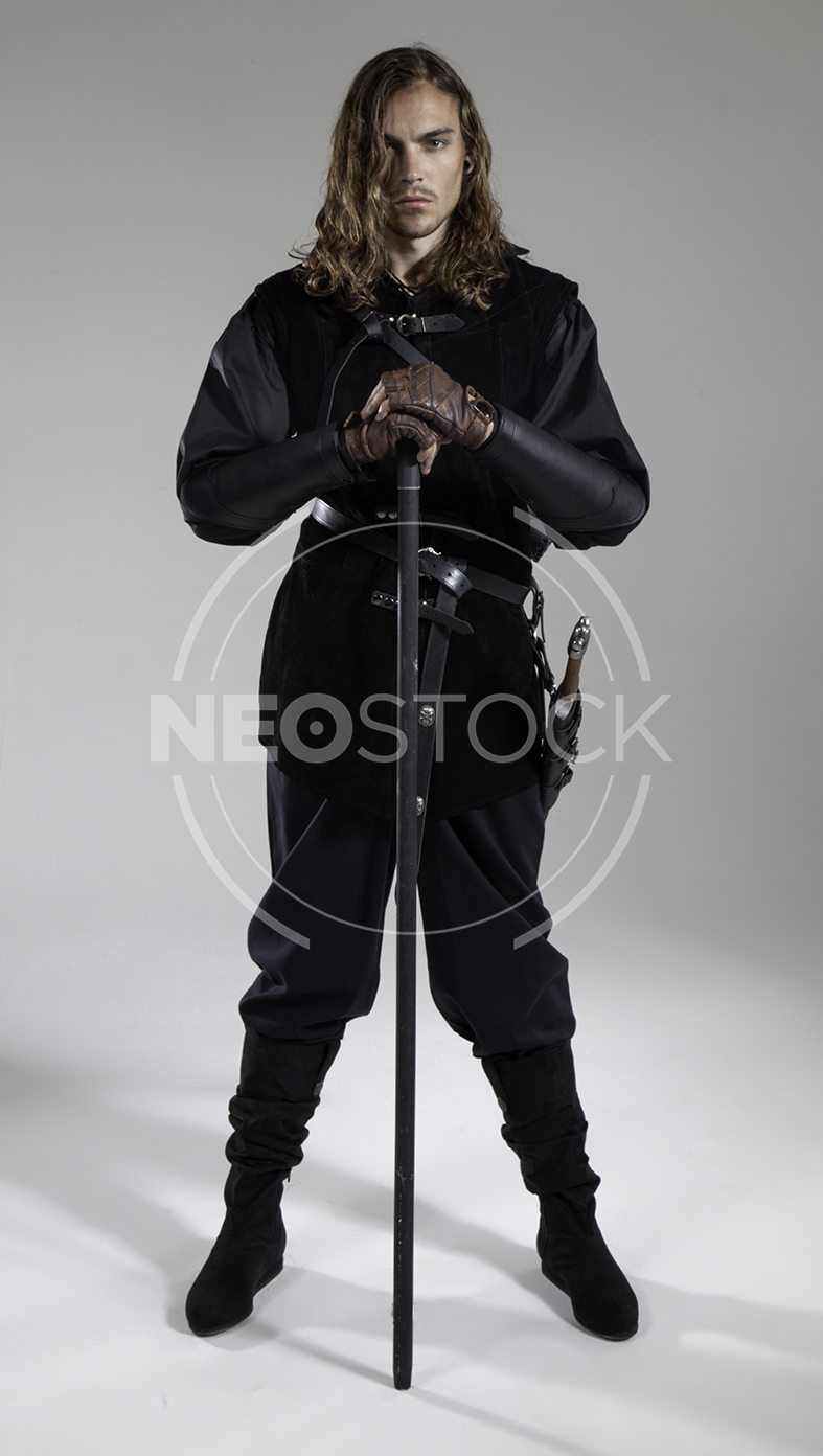 NeoStock - Luke Fantasy Ranger - Stock Photography IV