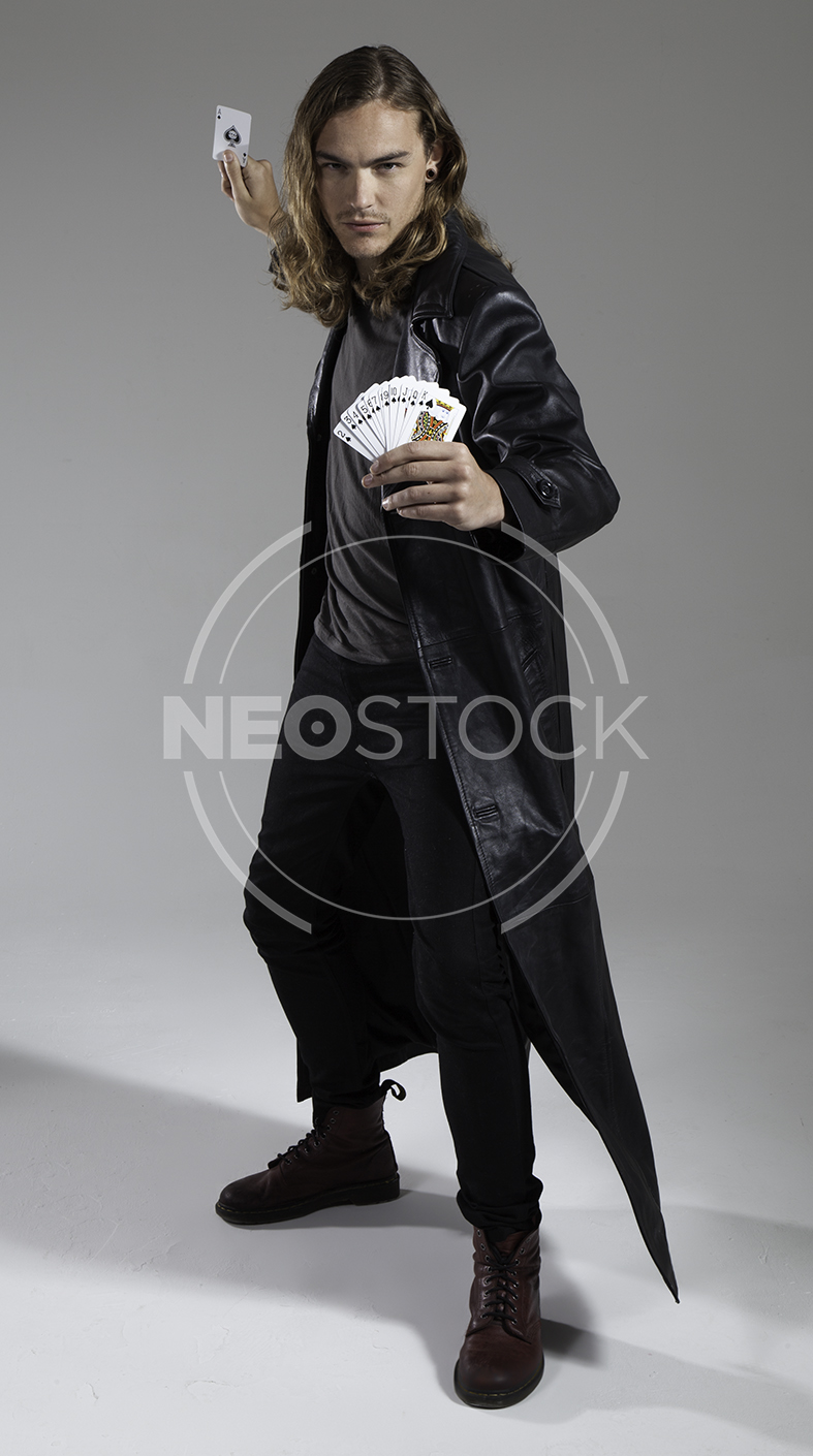 NeoStock - Luke Street Mage - Stock Photography I