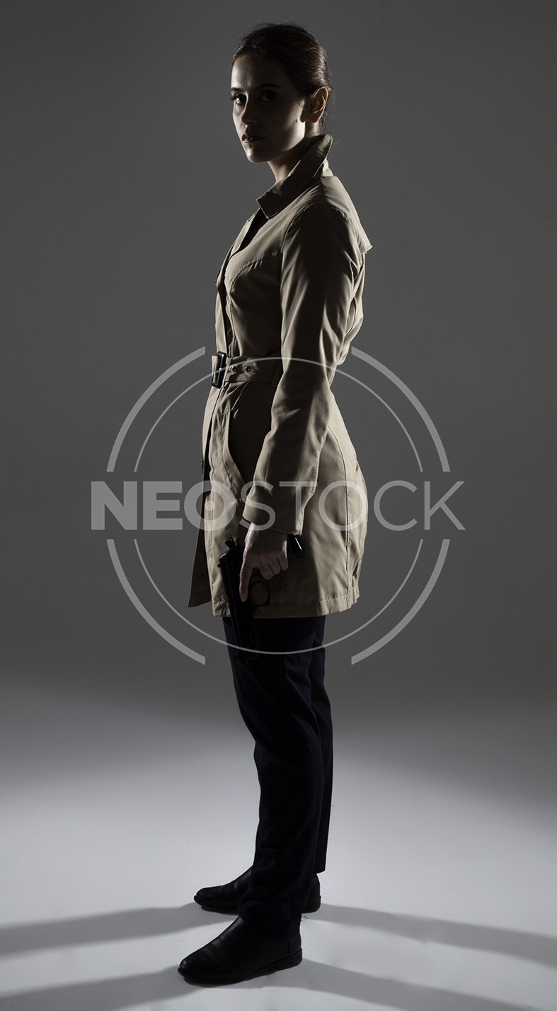 NeoStock - Emily Mystery Thriller - Stock Photography IV