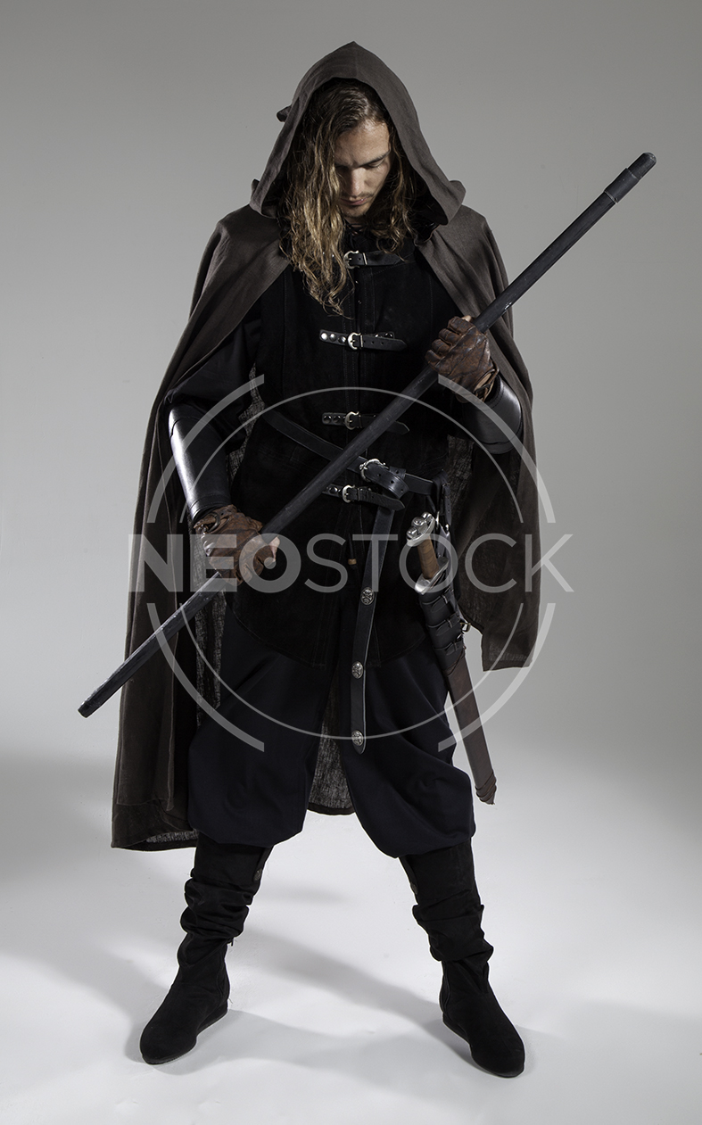 NeoStock - Luke Fantasy Ranger - Stock Photography III