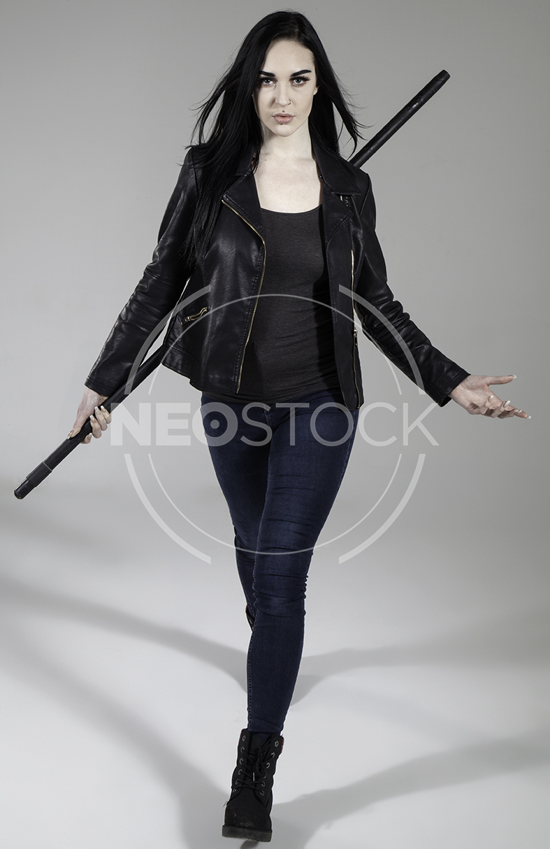 NeoStock - Nikita Tactical Urban Fantasy - Stock Photography III